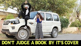 Don't Judge A Book By Its Cover | Desi on Top | Desi Hu Gawar Nahi | Indian Swaggers