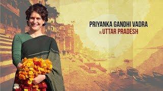 LIVE: Smt. Priyanka Gandhi Vadra addresses public meeting in Dumariaganj, Uttar Pradesh