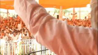 Shri Amit Shah addresses public meeting in Charkhi Dadri, Haryana : 10.05.2019