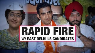 How well East Delhi Lok Sabha candidates know their constituency | LS Polls 2019 | Economic Times