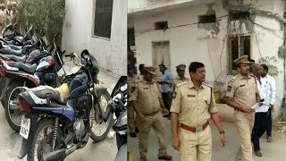 Cardon Search In Chatrinaka   VEchiles Got Seized   South Zone DCP Speaks    