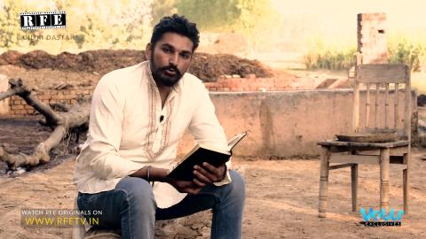 Tera Mera Wajood (Punjabi Poetry) ft. Gurpreet Waraich | S01 E06 | Dil Ki Dastak (2019) | Poetry & Shayari Sessions | RFE TV