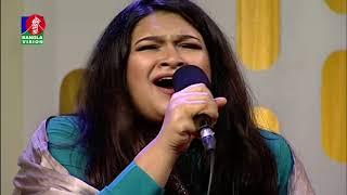 Pantha Kanai & Tashfee | Surer Ayena | BanglaVision Program | Tahmina Mukta | Ep 92