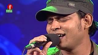 Shonar Moyna Ghore Thuia | Kazi Shuvo | Live Bangla Song | Music Club | BanglaVision  Entertainment