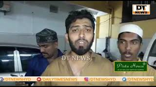 Nadeem Colony | Tolichowki | Fight Over Parking | MIM Area President Suspended | 3 Injured | Fight