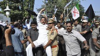 Ek khana Masjid | The Communal Tension | DJS Request | Raja Singh | aggression | Hyderabad