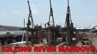 Killing Mandovi: How GCZMA Gave Permission To Build 3 Floor Building On The Bank Of River Mandovi?