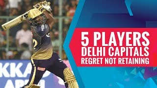 5 players Delhi Capitals should have retained