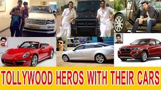 Tollywood Heroes Cars | Telugu Heroes Car Collection | Top Telugu TV