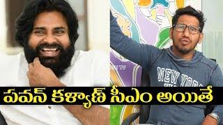 Pawan Kalyan Voice Mimicry by All Rounder Ravi Mimicry | Top Telugu TV