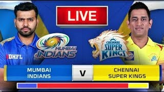 IPL LIVE IPL 2019 Live Score MI vs CSK Final Live Cricket match