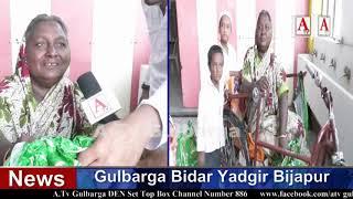 Safa Baitul Maal Gulbarga Ki Janib Se Ramzan Package Ki Taqseem A.Tv News 12-5-2019