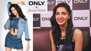 Student Of The Year 2 | Ananya Panday Is Declared As Brand Ambassador Of ONLY Brand