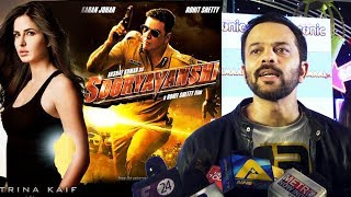 Rohit Shetty Talks About Sooryavanshi Film | Akshay Kumar | Katrina Kaif | Latest Update