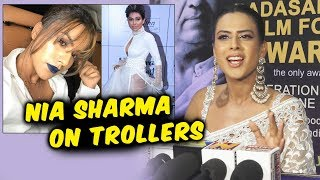 Nia Sharma Gives BEST REPLY To Her TROLLERS On Instagram