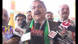 13 MAY N 1Ramlal Thakur speaks tirade against BJP candidate Anurag Thakur