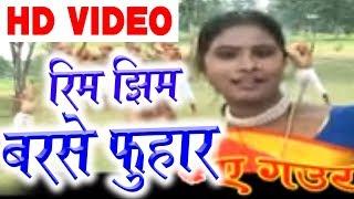 Cg Song | Rim Jhim Barse Fuhar | Laxmi Nande | Sapan Bhattachary | Chhattisgarhi Geet | HD Video2018