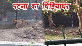 Patna zoo || पटना का चिड़ियाघर || HD VIDEO 2018