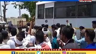 Tapi: ઉકાઈ ડેમના મુખ્ય દરવાજા બંધ કરાવવા વિરોધ પ્રદર્શન - Mantavya News