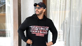 Arjun Kapoor Snapped While Promoting His Film Indias Most Wanted