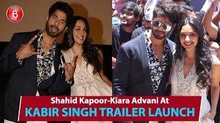 Kabir Singh: Shahid Kapoor Makes A DASHING Entry With Kiara Advani