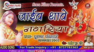 Mata Bhajan Song || जाईव देखे नौमी के मेलवा ना || Thawe Maa Hit Bhakti Bhajan || Gunja Goswami Song