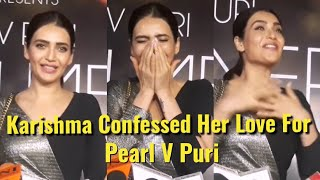 Pearl V Puri & Anita Hassandani - Full Interview - Peerh