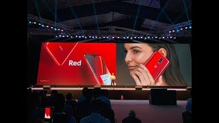 OnePlus 7 gets new red variant