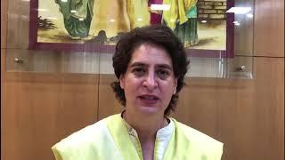 Priyanka Gandhi मंडी लोकसभा सांसद आश्रय शर्मा के लिए की अपील