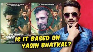 Is Arjun Kapoor Film Indias Most Wanted Based On Yasin Bhatkal?