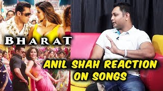 BHARAT SONGS Slow Motion Aithey Aa Chashni REACTION By Salmans Fan Anil Shah