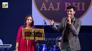 Ashish Mishra and  Sanghmitra Sahay#Super Hit Hindi Song  Stage Show 2018|| Latest Stage Show 2018