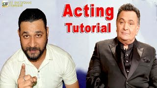 Shiv Singh Shrinet Vol-3# Improve Your Acting. Acting Tutorial with Shiv Singh Shrinet -CB Bollywood