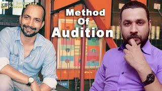 Which Things Important In Audition#Shiv Singh Shrinet Vol-5#Improve Your Acting. Acting Tutorial