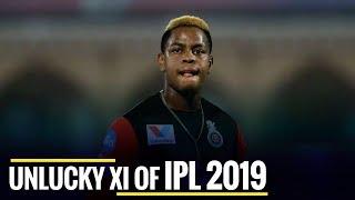 Unlucky XI of IPL 2019 ft Yuvraj Singh & Shimron Hetmyer