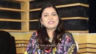 """सिंगर साधना सरगम ने गाया गाना हिंदी फिल्म """"रेहनुमा द गाईड"""" के लिए"""