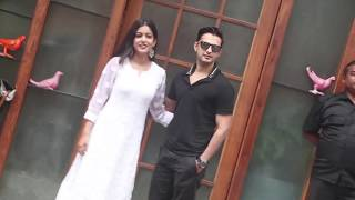 VATSAL SETH CELEBRATE HIS BIRTHDAY WITH ISHITA DUTTA AND TANUSHREE DUTTA