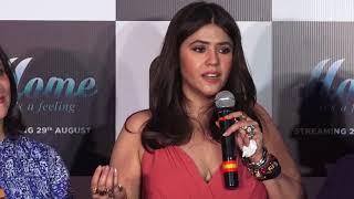 Ekta Kapoor Trailer Launch Of Upcoming Alt Balaji  Web Series Home