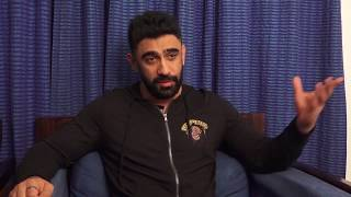 "Exclusive interview with Amit sadh for hindi film ""Gold"" success"