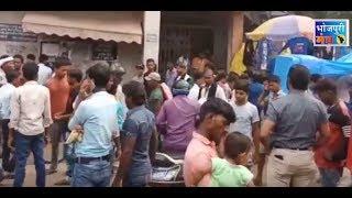 """Khesari Lal Yadav Ki Bhojpuri Film """"Sangharsh"""" Mumbai Ke  Navrang cinema Hui Housefull"""