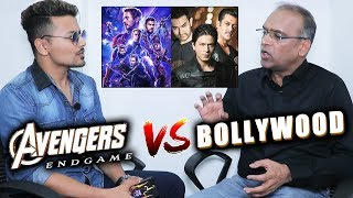 Avengers Endgame Vs Bollywood | Expert Komal Nahta EXPLAINS Why Bollywood Can't Make Avengers