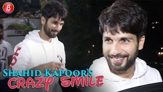 Shahid Kapoors Adorable Smile For Fans Will Win Your Hearts