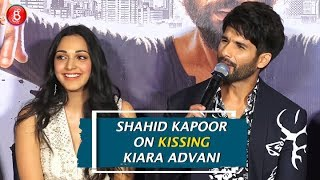 Shahid Kapoor INSULTS Reporter Asking About His Kiss With Kiara Advani
