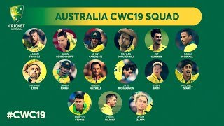 Australia World Cup 2019 Squad | Steve Smith, David Warner Return As Big Names Miss Out