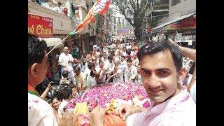 Gautam Gambhir | Lok Sabha Elections 2019 Campaign Flash (East Delhi) | Satya Bhanja