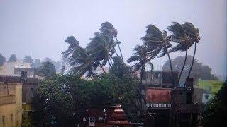 Cyclone Fani  Live Video! | Bhubaneswar | चक्रवाती तूफान फानी (भुबनेश्वर) | Satya Bhanja |