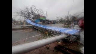 Super Cyclone Fani Flash Pics! | चक्रवाती तूफान फानी के तुरंत बाद की तस्वीरें