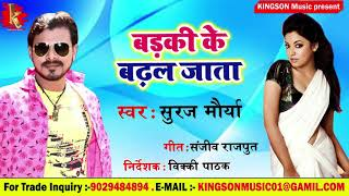 #NEW_AUDIO_SONG 2018 | (जोबन हो गईल संतोला ) | Suraj_Mourya | Bhojpuri Songs 2018