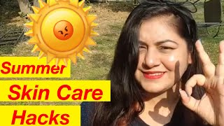Summer Skin Care Hacks - Amazing | Diy Summer Body Care Hacks | JSuper Kaur