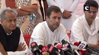 Alwar gangrape: Rahul Gandhi assures victim's family of action against culprits